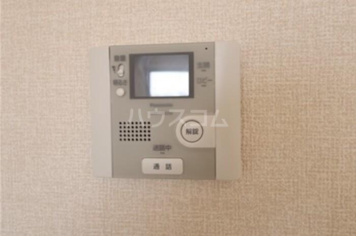 グレースライフ泉ヶ森 207号室のセキュリティ