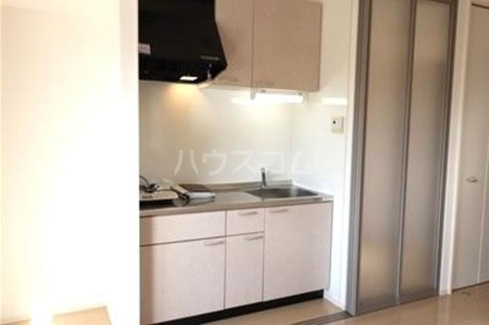 グレースライフ泉ヶ森 207号室のキッチン