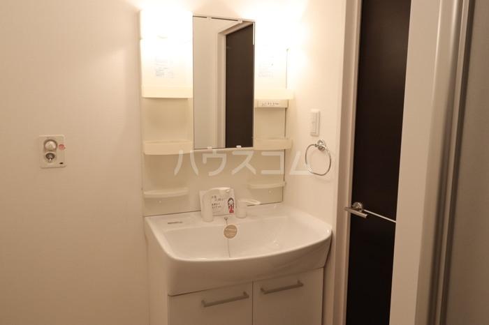 グレースライフ泉ヶ森 207号室の洗面所