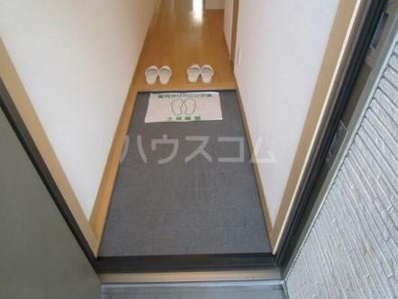 M.Yレジデンス 103号室の玄関