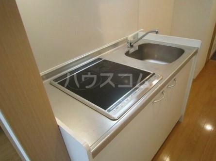 M.Yレジデンス 103号室のキッチン