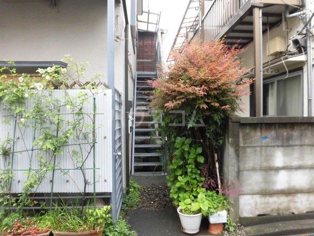 堀田アパート 202号室のその他共有