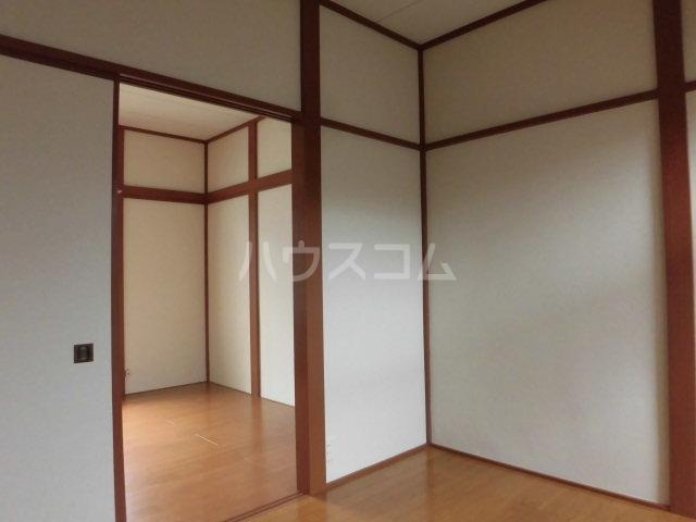 堀田アパート 202号室の居室