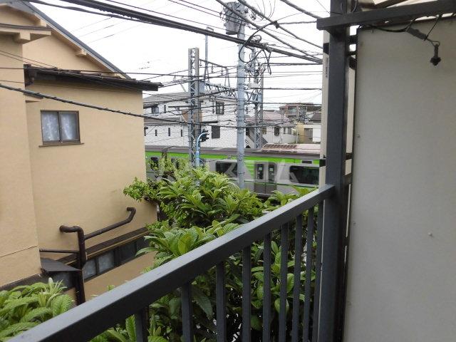 堀田アパート 202号室の景色