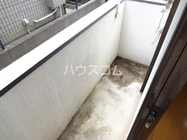 コスモメッツ鎌ケ谷 208号室のバルコニー