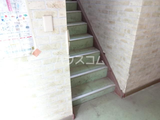 コスモメッツ鎌ケ谷 208号室のエントランス