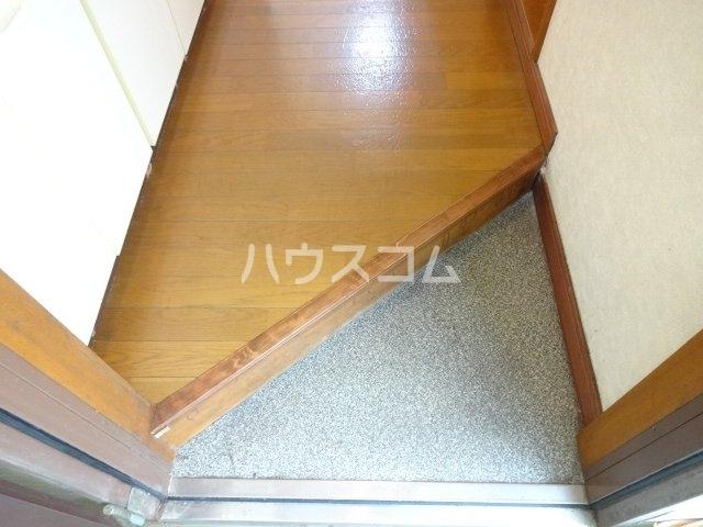 コスモメッツ鎌ケ谷 208号室の玄関