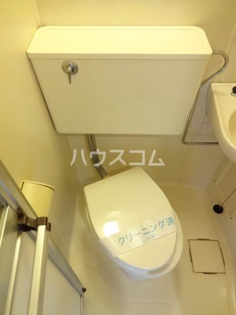 コスモメッツ鎌ケ谷 208号室のトイレ