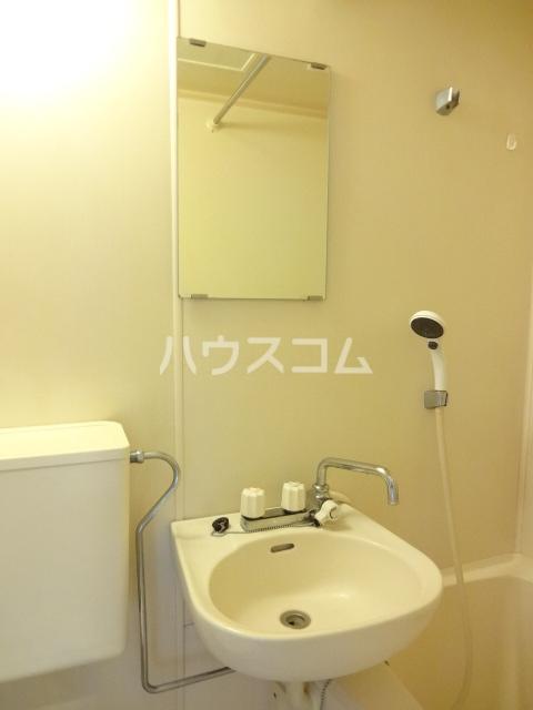 コスモメッツ鎌ケ谷 208号室の洗面所
