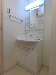 リブリ・トリポリスⅠ 103号室の洗面所