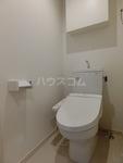 リブリ・トリポリスⅠ 103号室のトイレ