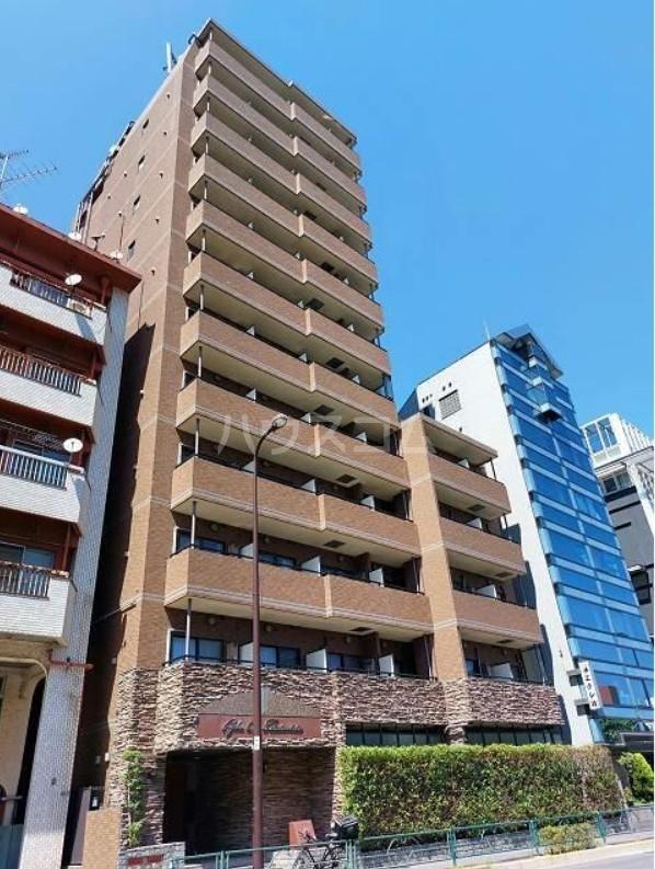 ガラ・シティ高田馬場外観写真