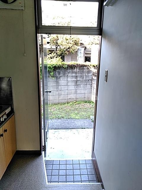 富士見荘 新館 103号室の玄関