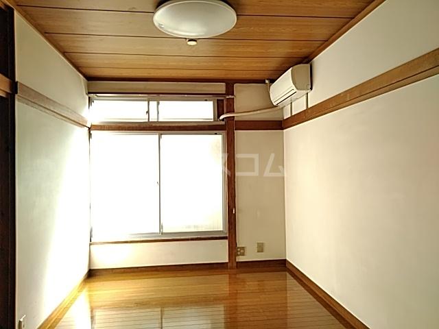 富士見荘 新館 103号室のリビング