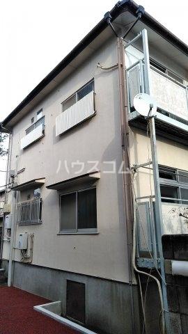 富士見荘 新館 103号室の間取り