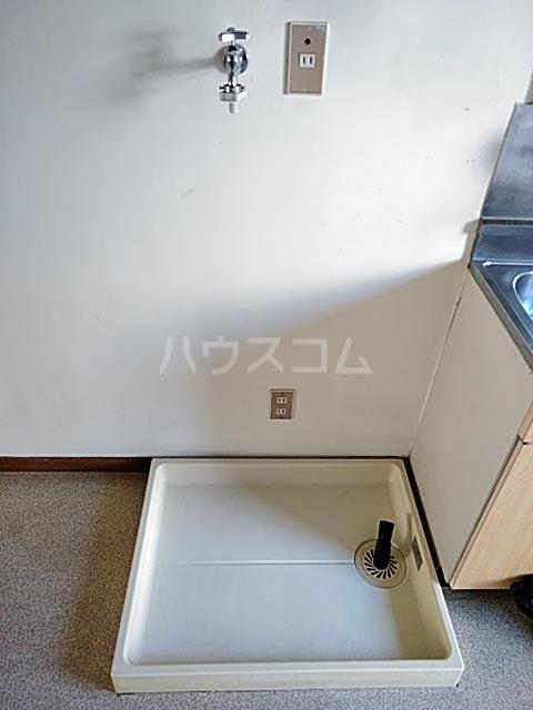 富士見荘 新館 103号室の設備