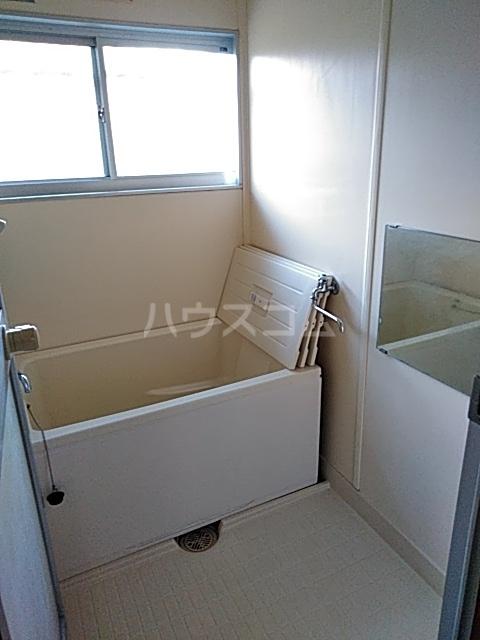 富士見荘 新館 103号室の風呂