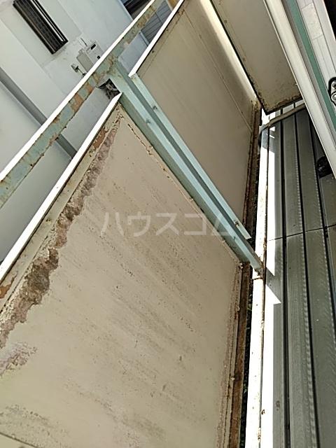 富士見荘 新館 103号室のバルコニー