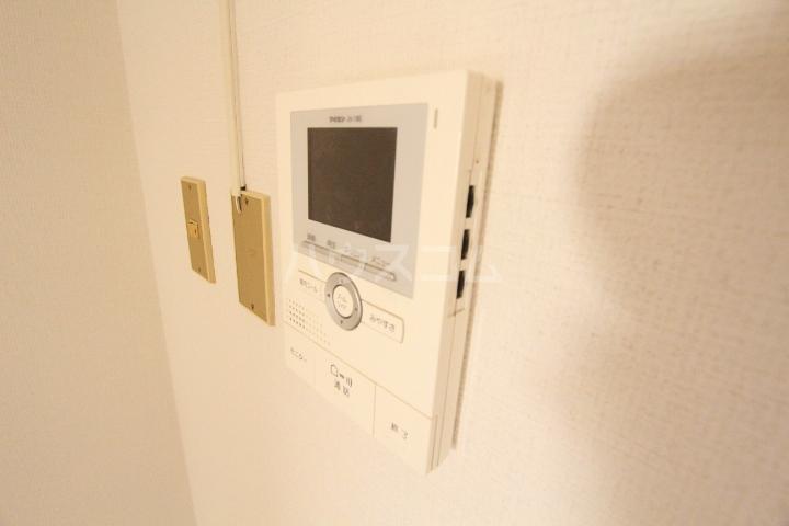 ハイツ一番館 105号室のセキュリティ