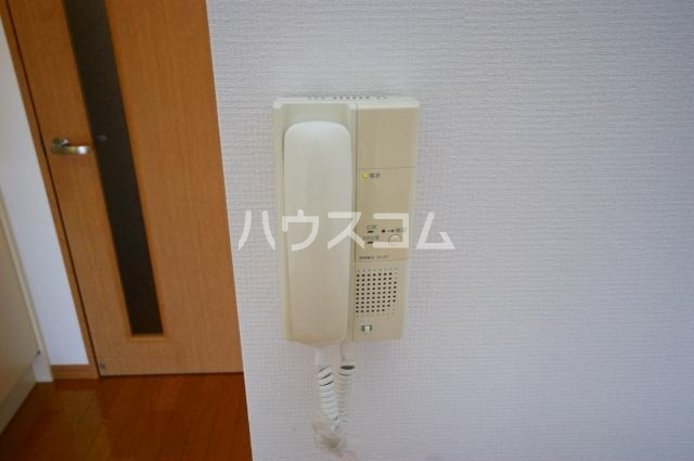 シャトー'01 602号室のセキュリティ