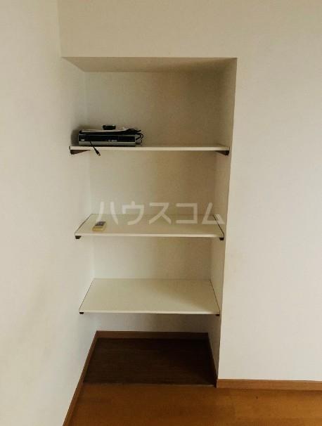関根荘 103号室の収納