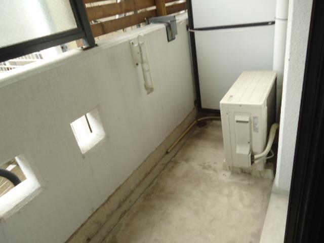 ルイシャトレ元八事 303号室のバルコニー