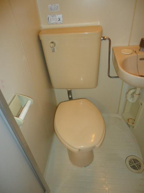 ルイシャトレ元八事 303号室のトイレ