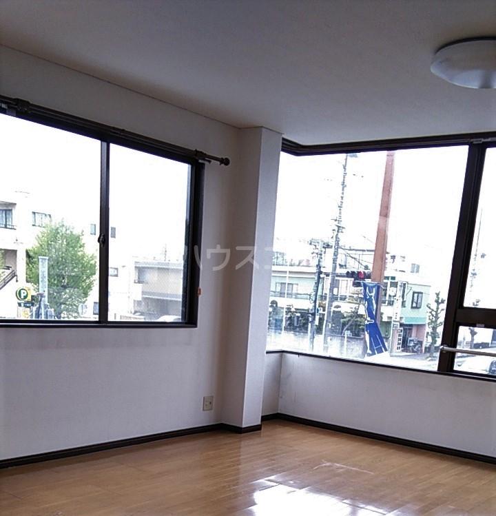 末広戸建 1号室のバルコニー