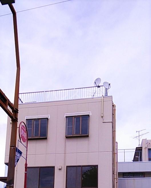 末広戸建 1号室の景色