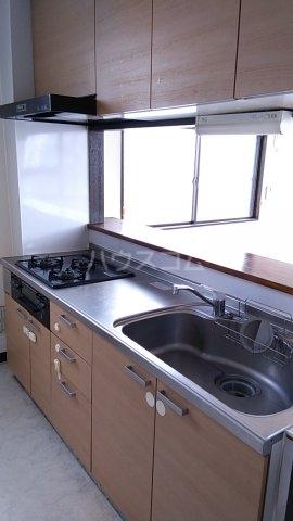 末広戸建 1号室のキッチン
