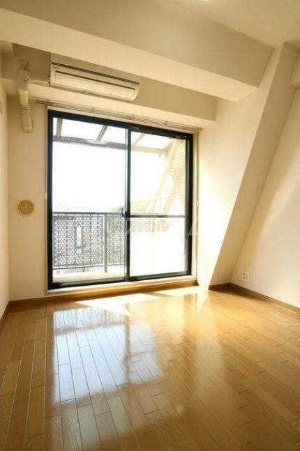 菱和パレス品川島津山 5F号室のベッドルーム