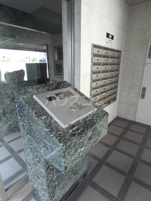 菱和パレス品川島津山 5F号室のセキュリティ