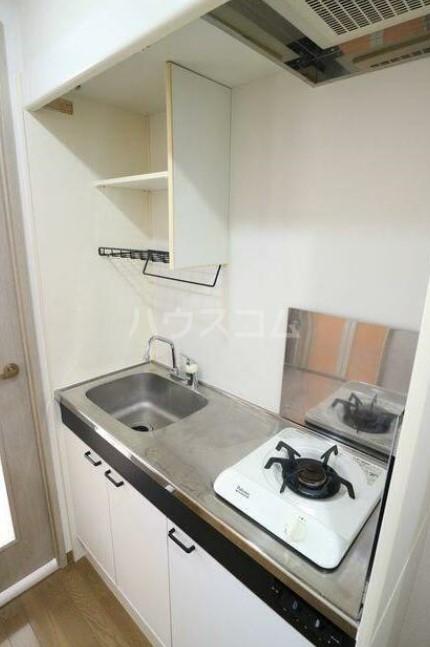 菱和パレス品川島津山 5F号室のキッチン