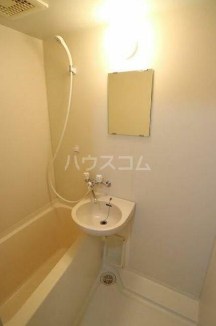 菱和パレス品川島津山 5F号室の風呂