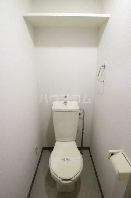 菱和パレス品川島津山 5F号室のトイレ