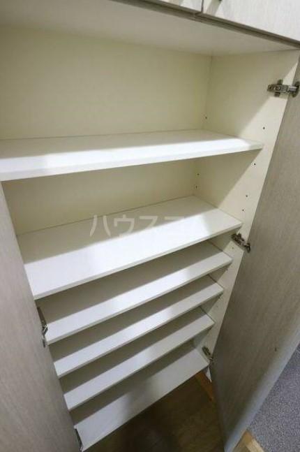 菱和パレス品川島津山 5F号室の収納