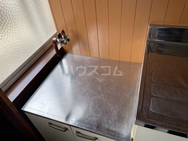 松山荘 17号室の設備