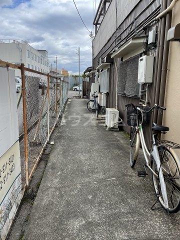 松山荘 17号室のその他共有