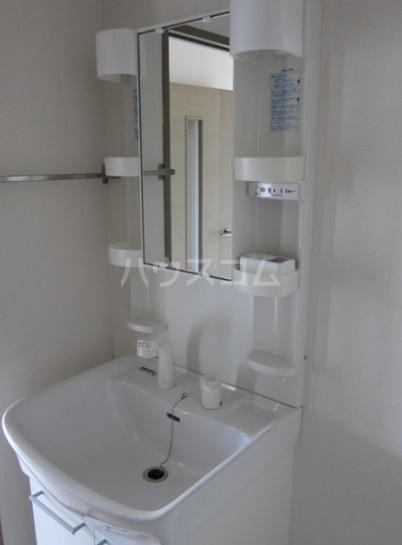 エクセルB 101号室の洗面所