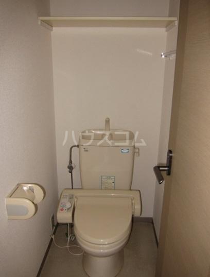 エクセルB 101号室のトイレ