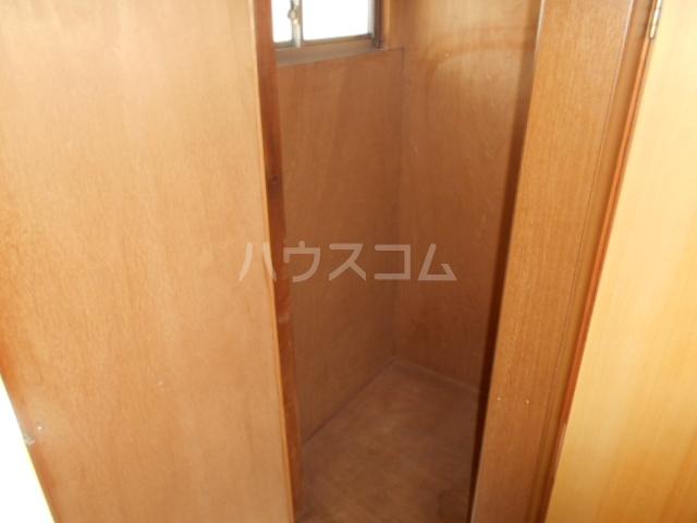 コーポ雅Ⅲ 8号室の収納