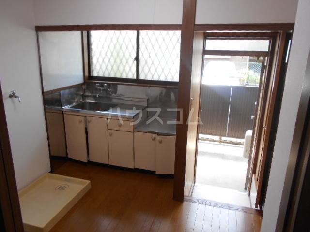 コーポ雅Ⅲ 8号室のキッチン