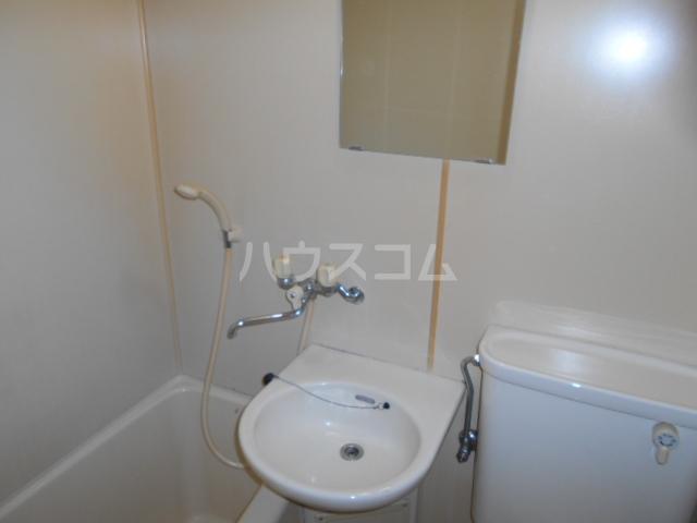コーポ雅Ⅲ 8号室の洗面所