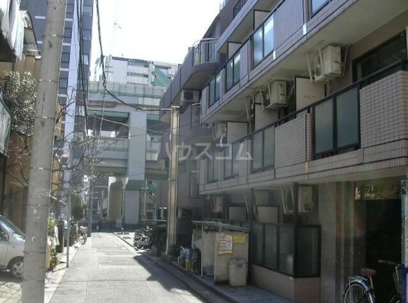 ダイマス熊野町マンション外観写真