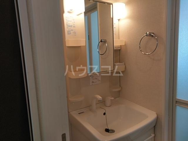 ピアニィ・レイディクス 201号室の洗面所