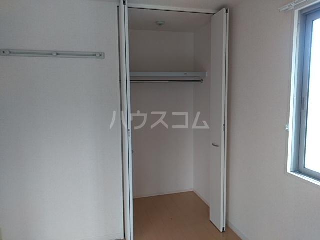 ピアニィ・レイディクス 201号室の収納