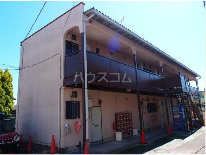 コーポKANEKA1号館の外観