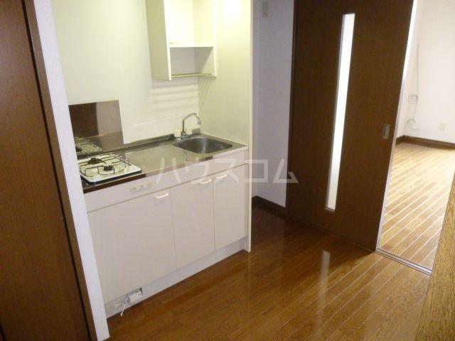 アルアー別府駅 201号室のキッチン