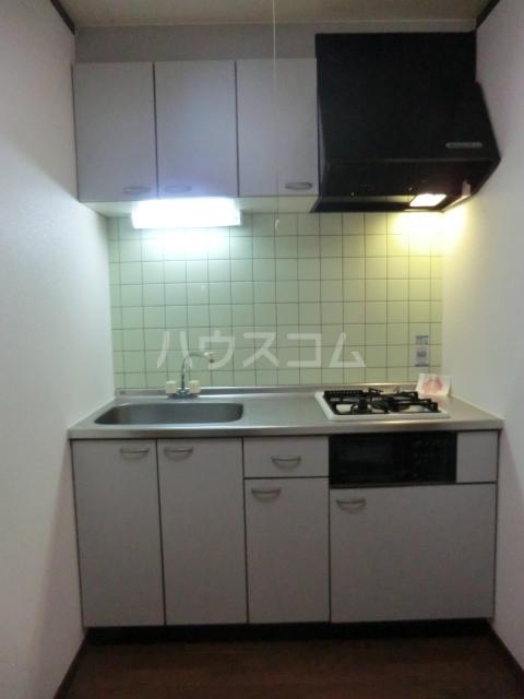 ユグドラシル 202号室の風呂