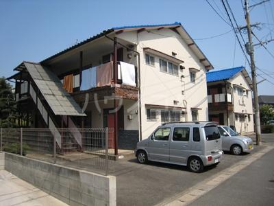 山崎荘外観写真